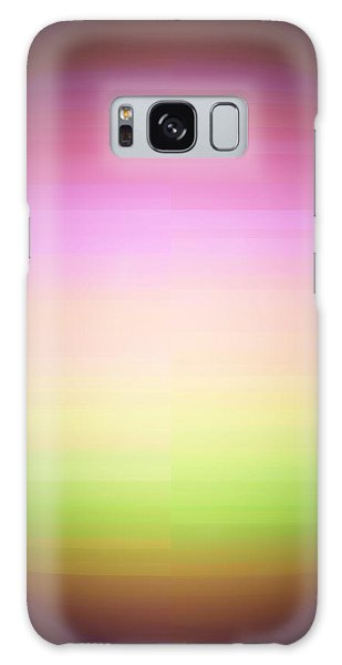 Warm Meditation Galaxy Case by Shirley Moravec