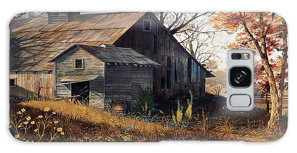Americana Galaxy Case - Warm Memories by Michael Humphries