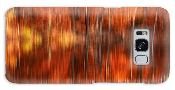 Warmth Impression Galaxy Case by Lourry Legarde