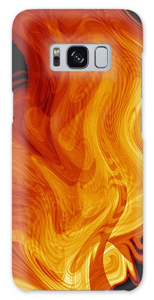 Warmth Galaxy Case by rd Erickson