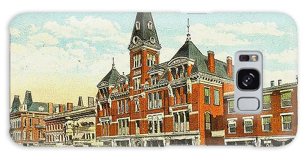 Warner House - Chillicothe Ohio Galaxy Case