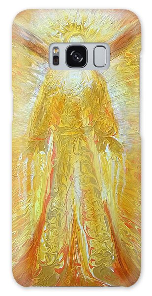 Warrior Angel Galaxy Case