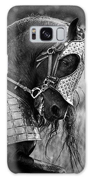 Warrior Horse Galaxy Case by Wes and Dotty Weber