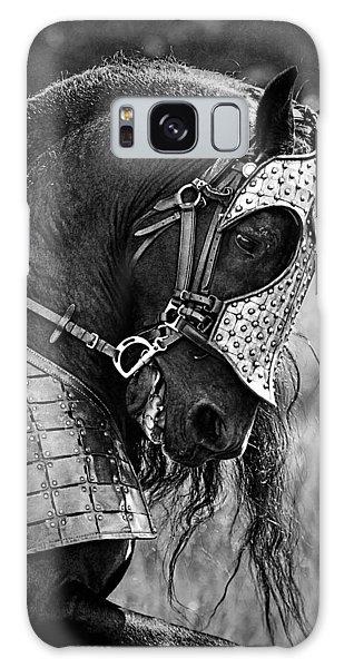 Warrior Horse Galaxy Case