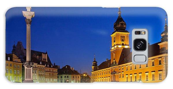Warsaw By Night Galaxy Case