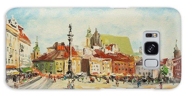 Warsaw- Castle Square Galaxy Case