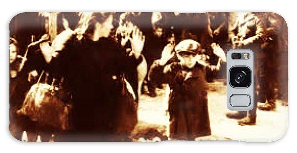 Warsaw Ghetto 1943 Galaxy Case