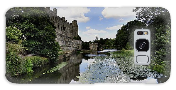 Warwick Castle Galaxy Case by Ron Grafe