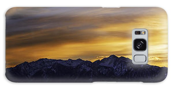 Dawn Galaxy Case - Wasatch Dawn by Chad Dutson