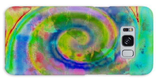 Wash Of Color Galaxy Case
