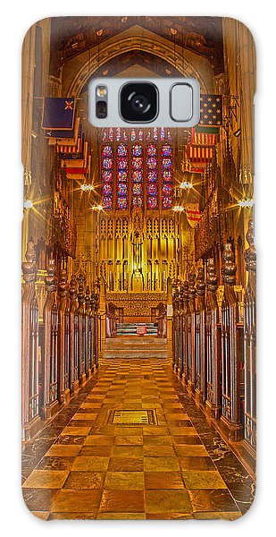 Washington Memorial Chapel Altar Galaxy Case by Michael Porchik