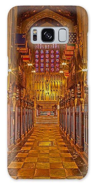 Washington Memorial Chapel Altar Galaxy Case