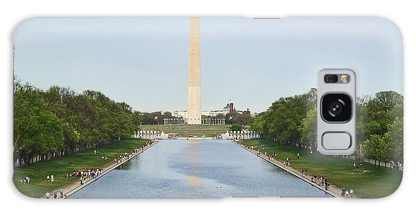 Washington Monument 1 Galaxy Case