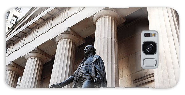 Washington On Wall Street Galaxy Case