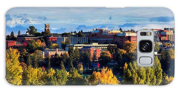 Washington State University In Autumn Galaxy Case