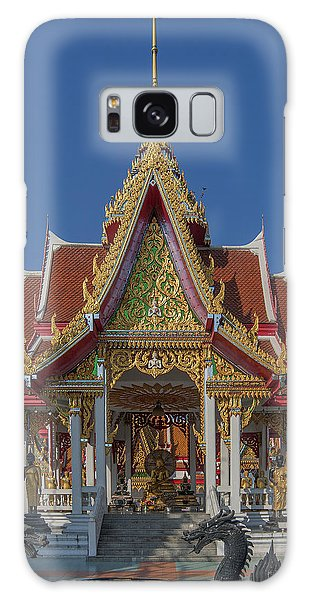 Wat Bukkhalo Central Roof-top Pavilion Dthb1809 Galaxy Case