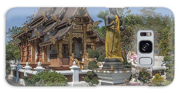 Wat Chedi Liem Phra Ubosot Dthcm0831 Galaxy Case