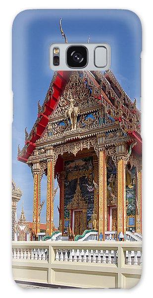 Wat Choeng Thalay Ordination Hall Dthp138 Galaxy Case by Gerry Gantt