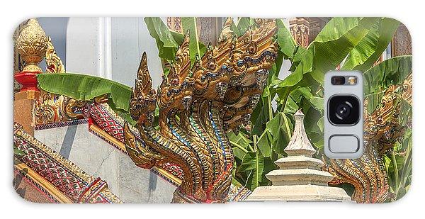 Wat Dokmai Phra Ubosot Stair Naga Dthb1783 Galaxy Case