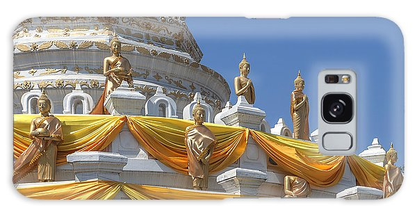 Wat Songtham Phra Chedi Buddha Images Dthb1916 Galaxy Case