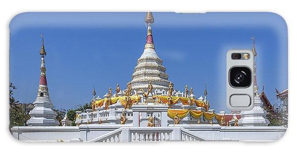 Wat Songtham Phra Chedi Dthb1915 Galaxy Case