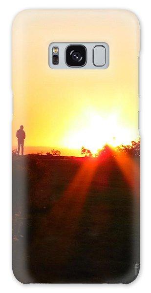 Watching The Sunrise Galaxy Case