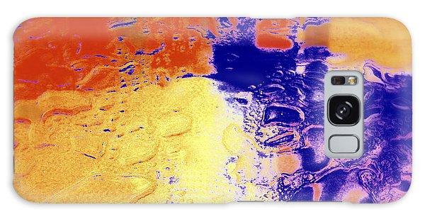 Water Blocks Galaxy Case by Deborah  Crew-Johnson