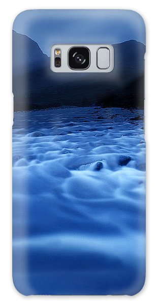 Water Blues Galaxy Case
