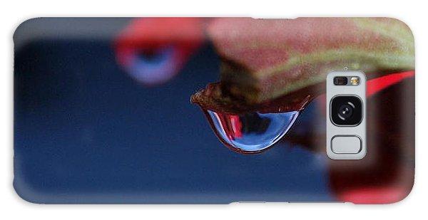 Water Coloured Rhapsody Galaxy Case by Marija Djedovic