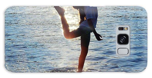 Water Dancer Galaxy Case