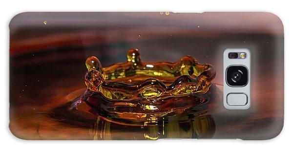 Water Drop Art Galaxy Case