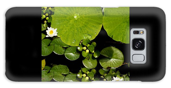 Water Drops Bristol Rhode Island Galaxy Case