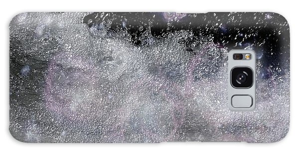 Water Flowing Into Space Galaxy Case