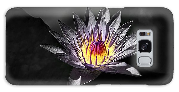 Water Lilly In Hdr Galaxy Case
