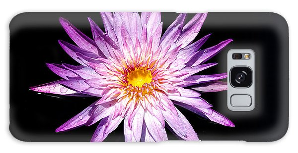 Water Lily. Galaxy Case