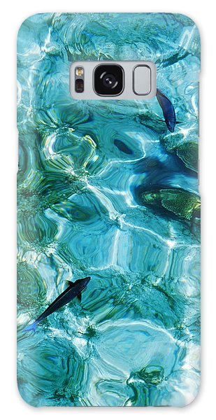 Water Meditation II. Five Elements. Healing With Feng Shui And Color Therapy In Interior Design Galaxy Case