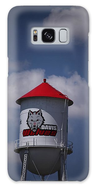 Water Tower Two Galaxy Case