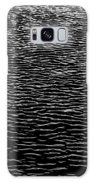 Water Wave Texture Galaxy Case