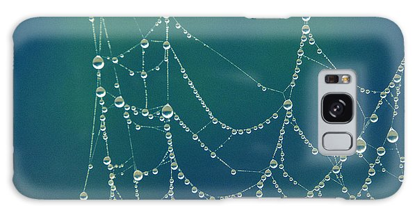 Water Web Galaxy Case