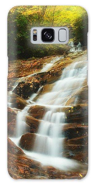 Waterfall @ Sams Branch Galaxy Case