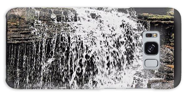 Waterfall 4 Galaxy Case