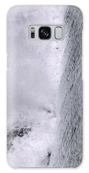 Waterfall Close-up Galaxy Case