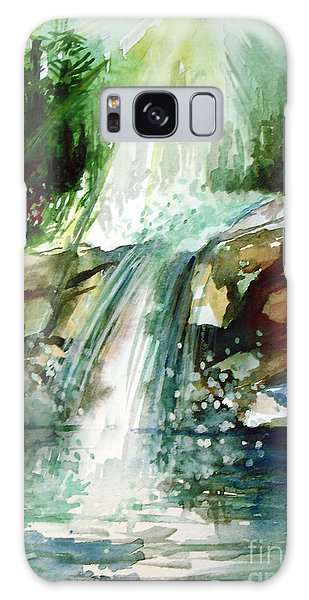 Waterfall Expression Galaxy Case