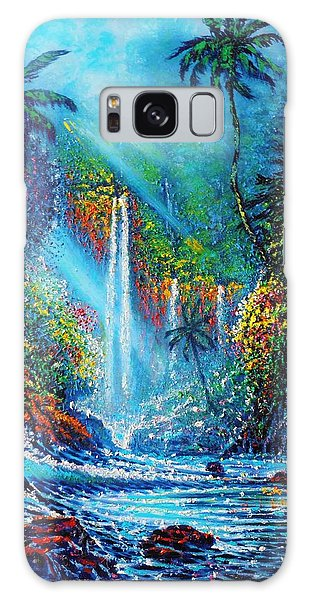 Waterfall IIi Galaxy Case