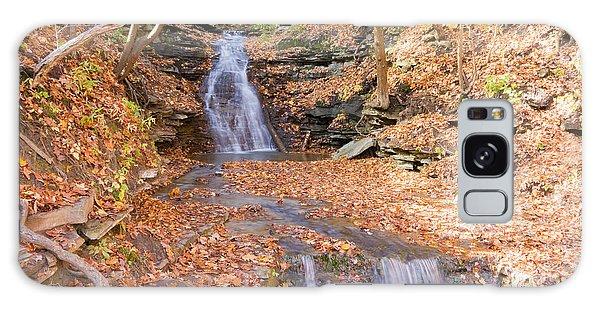 Waterfall In The Fall Galaxy Case