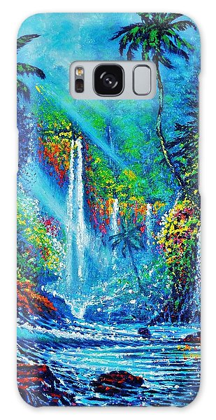 Waterfall Galaxy Case