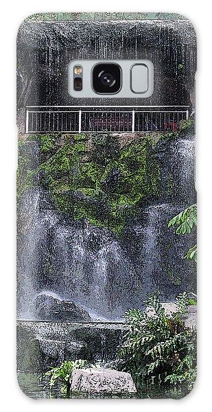 Waterfall Galaxy Case by Sergey Lukashin