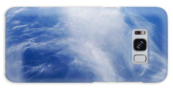 Waterfalls In The Sky Galaxy Case