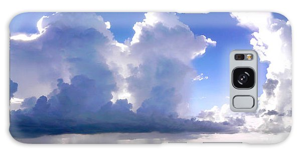 Waterfalls Over Florida Bay Filtered Galaxy Case