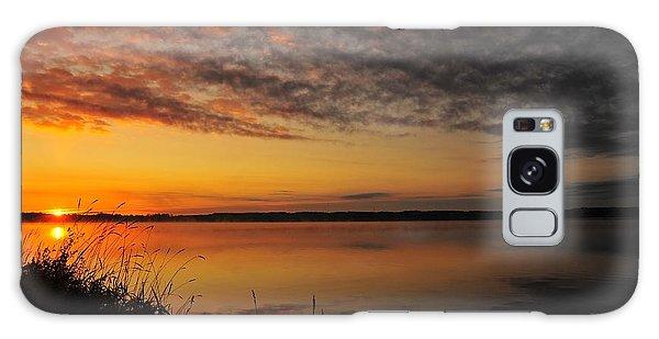 Waterfront Dawn Galaxy Case
